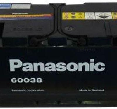 Ắc quy 12V-100AH PANASONIC 60038 (DIN)