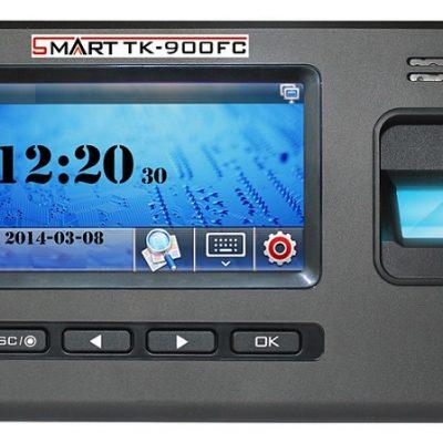 Máy chấm công vân tay và thẻ cảm ứng SMART TK-900FC