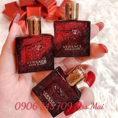 Nước hoa mini Versace Eros Flame EDP 5ml