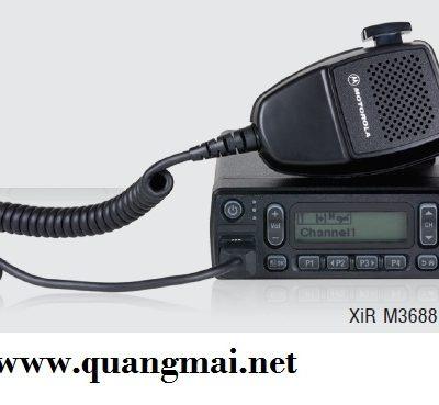 Máy bộ đàm cố định-Gắn xe kỹ thuật số Motorola XIR M3688 40W/45W