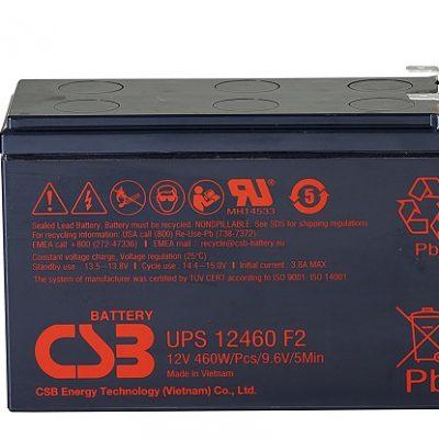 Ắc quy 12V-9AH CSB UPS12460F2