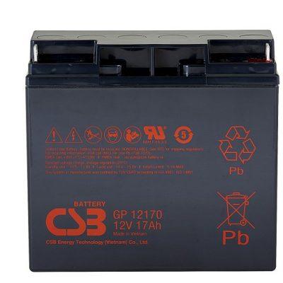 Ắc quy 12V-17AH CSB GP12170B1