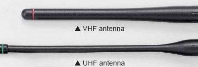 Anten dùng cho bộ đàm ICOM