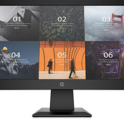 Màn hình máy tính 18.5″ HP P19V