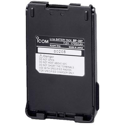 Pin bộ đàm ICOM BP-227