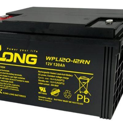 Ắc quy 12V-120Ah Long WPL120-12RN