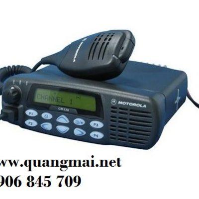Máy bộ đàm cố định-gắn xe Motorola GM338 VHF/UHF (45W/40W)
