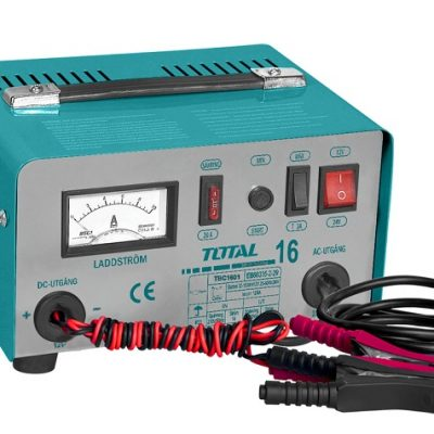 Máy sạc bình điện ắc quy TOTAL TBC1601