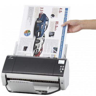 Máy quét hai mặt A3 Fujitsu Scanner fi-7460 (PA03710-B051)