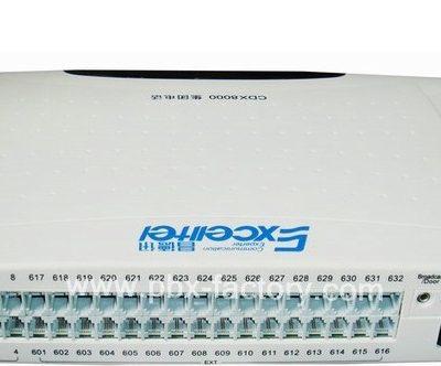 Tổng đài điện thoại PABX CP832