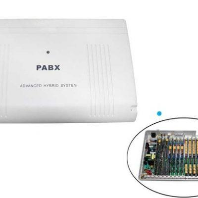 Tổng đài điện thoại PABX CP1696