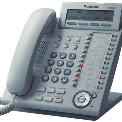 Điện thoại lập trình Panasonic KX-DT333X