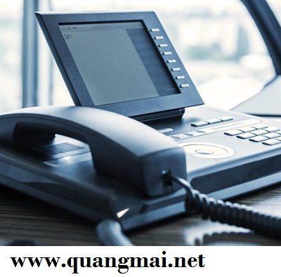 Dịch vụ lắp đặt tổng đài điện thoại nội bộ giá rẻ tận nơi HCM