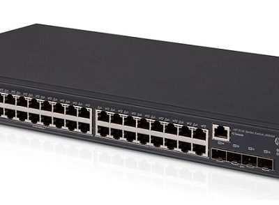 HP 5130-48G-PoE+-4SFP+ (370W) EI Switch JG937A