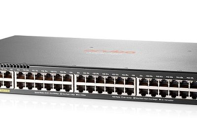 HP 2930F 48G PoE+ 4SFP Switch JL262A