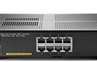 HP 2930F 8G PoE+ 2SFP+ Switch JL258A