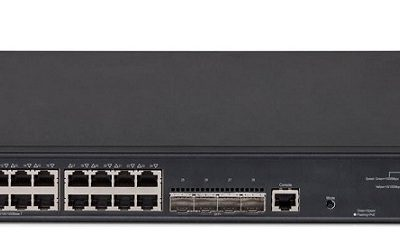 HP 5130-24G-PoE+-4SFP+ EI Switch JG936A