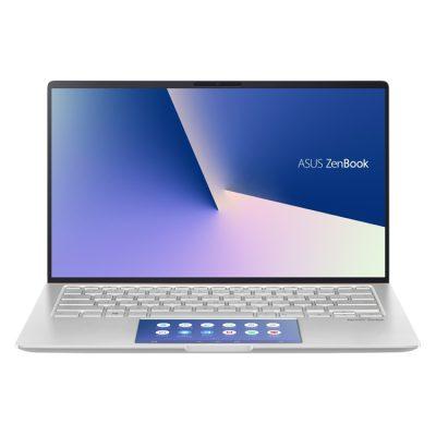 Laptop ASUS ZenBook 14 UX434FLC-A6212T (14″ FHD/i5-10210U/8GB/512GB SSD/GeForce MX250/Win10/1.3kg)