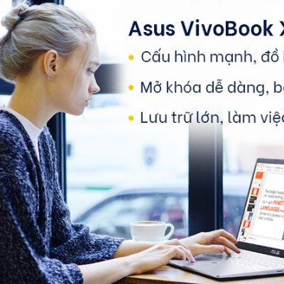 Laptop Asus VivoBook X509JP i5 1035G1/8GB/512GB/2GB MX330/Win10 (EJ023T)