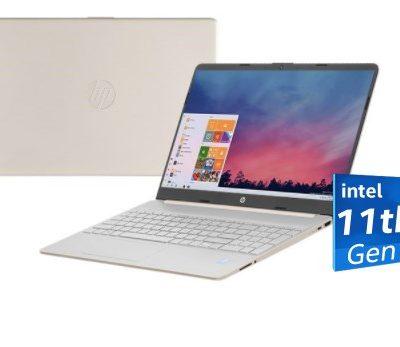 Laptop HP 15s-fq2028TU (2Q5Y5PA)/ Gold/ Intel Core i5-1135G7 (up to 4.20 Ghz, 8MB)/ RAM 8GB DDR4/ 512GB SSD/ Intel Iris Xe Graphics/ 15.6 inch FHD/ WL+BT/ 3 Cell 41 Whr/ Win 10SL/ 1 Yr