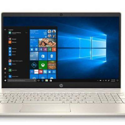 Laptop HP Pavilion 14-dv0008TU (2D7A5PA)/ Gold/ Intel Core i5-1135G7 (up to 4.20 Ghz, 8MB)/ RAM 8GB DDR4/ 512GB SSD/ Intel Iris Xe Graphics/ 14 inch FHD/ WL + BT/ 3 Cell/ Win 10H/ 1 Yr