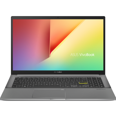 Laptop ASUS S533EA-BN115T/ ĐEN/ Intel core i5-1135G7(2.4Ghz up to 4.2Ghz, 8MB)/ RAM 8GB DDR4/ 512GB SSD/ Intel Iris Xe Graphics/ 15.6 inch FHD/ 3Cell 50Whr/ Win 10SL/ 2Yrs