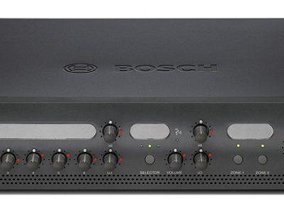 Mixer Amplifier 240W, 2 zone BOSCHPLE-2MA240-EU