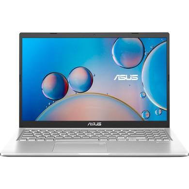 Laptop Asus X515E (X515EA-EJ058T)/ Silver/ Intel Core I5-1135G7 (up to 4.2GHz, 8MB)/ 4GB Onboad+4GB RAM/ 512GB SSD/ UMA/ 15.6 inch FHD/ WC+BT+WL/ Fingerprint/ Win 10/ 2 Yr