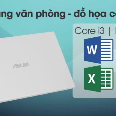 Laptop Asus VivoBook A412FA i3 8145U/4GB/32GB+512GB/Win10 (EK661T)