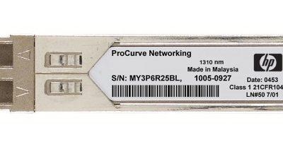 HP X120 1G SFP LC LX Transceiver JD119B