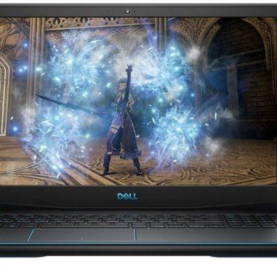 Laptop Dell G5 15 5500 (70252797)/ Dark/ Intel Core i7-10750H (2.60 Ghz, 12 MB)/ RAM 2x8GB/ 512GB SSD/ Nvidia Geforce GTX 1650 Ti 4GB/ 15.6 inch FHD/ FP/ WL+BT/ Office Home&Student 19/ 3 Cell/ Win 10H/ 1 Yr