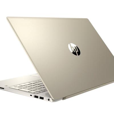 Laptop HP Pavilion 15-eg0006TX (2D9C9PA)/ Gold/ Intel Core i5-1135G7 (up to 4.20 Ghz, 8 MB)/ RAM 8GB DDR4/ 512GB SSD/ 15.6 inch FHD/ NVIDIA GeForce MX450/ WL+BT/ W10SL/ 3 Cell 41 Whr/ 1 Yr