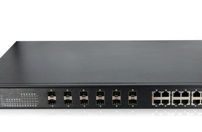 12-Port 10/100/1000Base-T(X) + 12-Port 1000Base-X Switch WINTOP YT-CS1024-12GF12GT