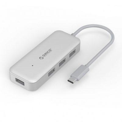 HUB USB Orico TC4U-U3-SV