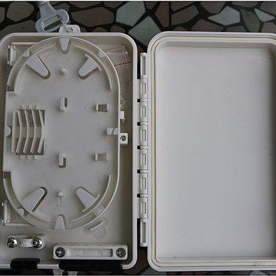 Vỏ hộp phối quang ODF bằng nhựa dùng ngoài trời 8FO FTTH
