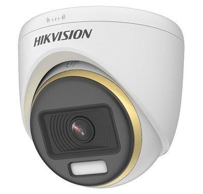 Camera HDTVI Dome 2.0 Megapixel HIKVISION DS-2CE72DF3T-FS
