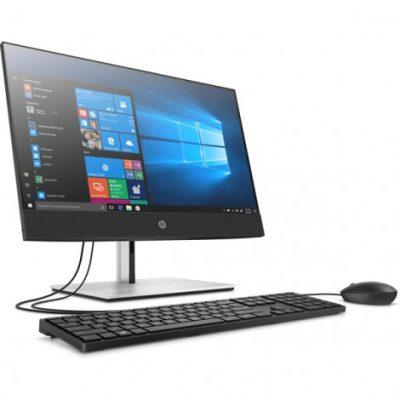 "Máy tính để bàn HP ProOne 600 G6 AIO Touch/ Core i5-10500T(2.30 GHz,12MB)/8GB RAM/256GB SSD/DVDRW/Intel Graphics,21.5""FHD,Webcam/Wlan ac+BT/Adjust Stand/USB Mouse & Keyboard/Win 10H/1Y WTY_235X2PA"