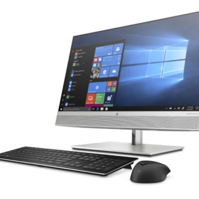 Máy tính để bàn All in One HP Eliteone 800 G6 (2H4Q3PA)/ Non Touch/ Intel Core i5-10500 (3.10GHz, 12MB)/ Ram 8GB/ SSD 256GB/ Intel UHD Graphics / 23.8 inch FHD/ Wc/ Wlan ac+BT/ FP/ Wl Key+ Mouse/ Win10H/ 3Yrs