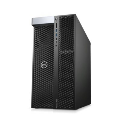 Dell Precision 7920 Tower XCTO Base 42PT79DW04 /Intel Xeon Silver 4112 2.6GHz/ Ram: 32GB (2x16GB) DDR4 2933MHz RDIMM ECC Memory /HDD: 3.5 1TB 7200rpm SATA /Mouse + Keyboard/Windows 10 Pro/ 3Yr