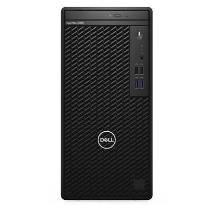 PC Dell OptiPlex 3080 Tower (42OT380003)/ Intel Core i5-10500 (3.10GHz, 12MB)/ Ram 4GB(1X4GB) DDR4/ HDD 1TB/ Intel UHD Graphics/ DVDRW/ Key + Mouse/ Fedora/ 3Yrs
