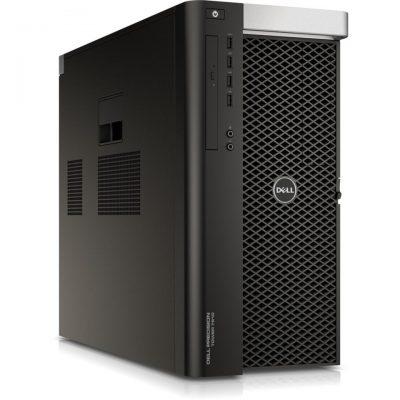Máy tính Dell Precision 7920 Tower XCTO Base 42PT79D001/Intel Xeon Bronze 3104 1.7GHz/ Ram: 16GB (2x8GB) DDR4 2933MHz RDIMM ECC Memory /HDD: 3.5 2TB 7200rpm SATA / Mouse MS116 Black/ Keyboard KB216 Black (English)/Ubuntu Linux 18.04 /3Yr