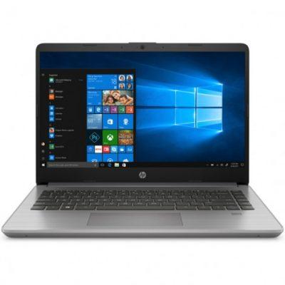 Laptop HP 340s G7 (36A37PA)/ Grey/ Intel Core i7-1065G7 (1.30 Ghz, 8 MB)/ RAM 8GB DDR4/ 512GB SSD/ 14 inch FHD/ Intel Iris Plus Graphics/ FP/ WL+BT/ 3 Cell 41 Whr/ Win 10SL/ 1 Yr